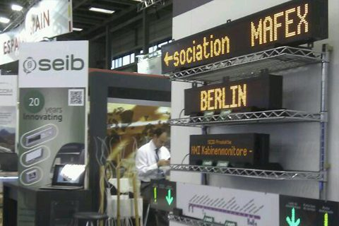 Trade fairs translation